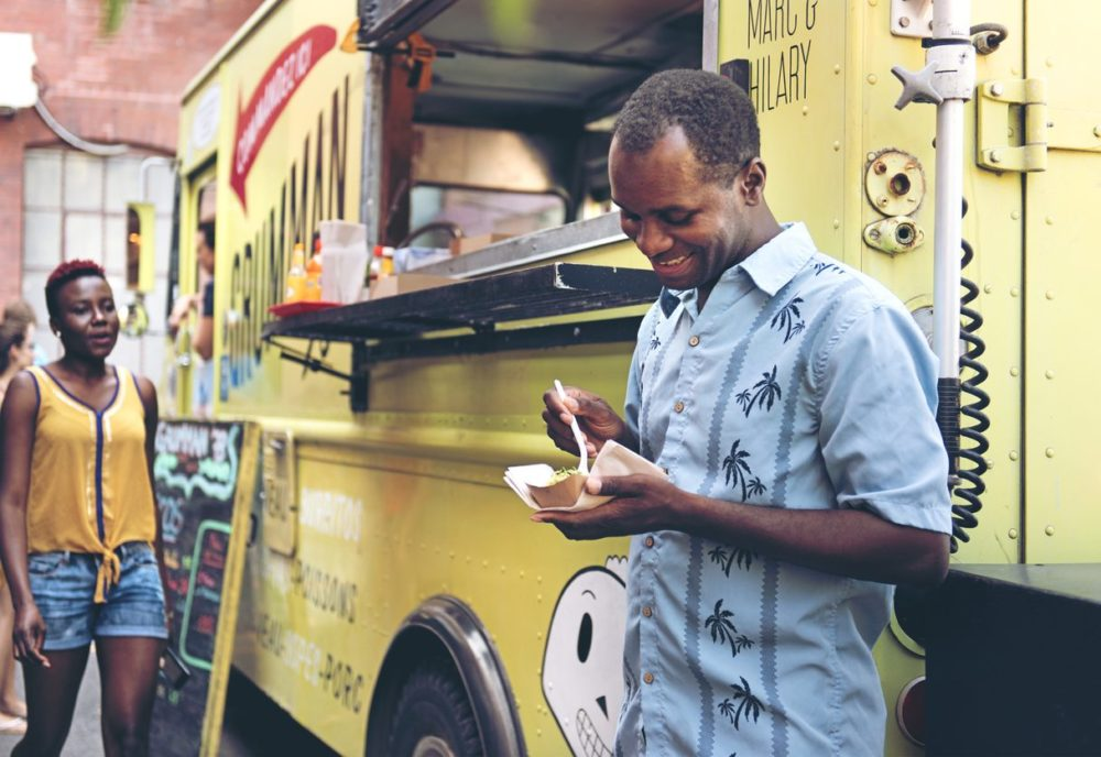 Get a Taste of Charlotte during Black Food Truck Thursday