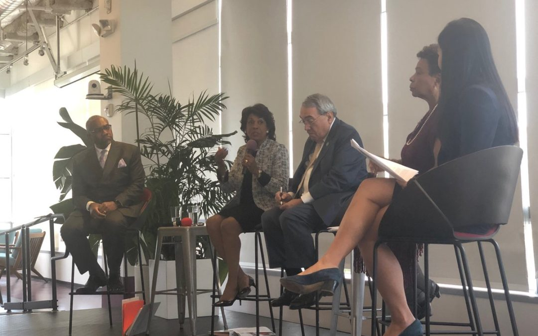Congressional Black Caucus Takes Its Diversity Fight To Silicon Valley's Home Turf