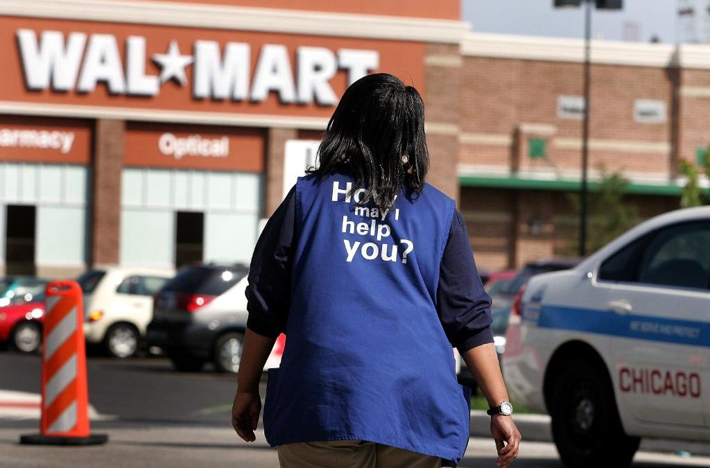 Walmart Will Help Its 1.4 Million Employees Get A Degree For Just $1 A Day