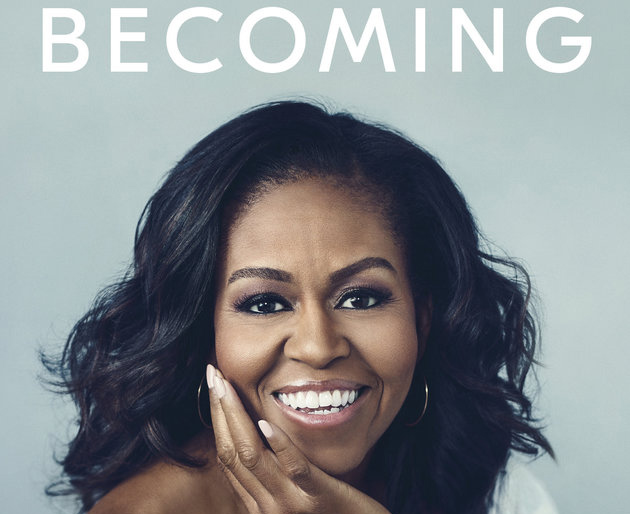 Michelle Obama's 'Becoming' Is Already Making Book History