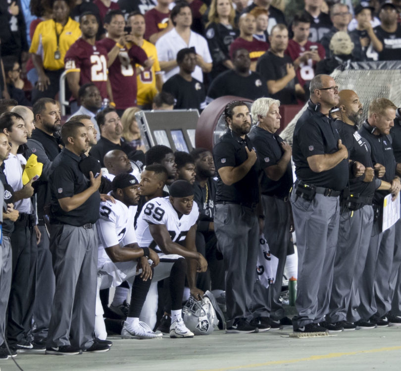 The NFL Says No Kneeling? Take a Stand [Opinion]