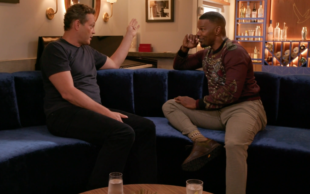 Jamie Foxx and Vince Vaughn Talk Life Lessons on New Digital Series