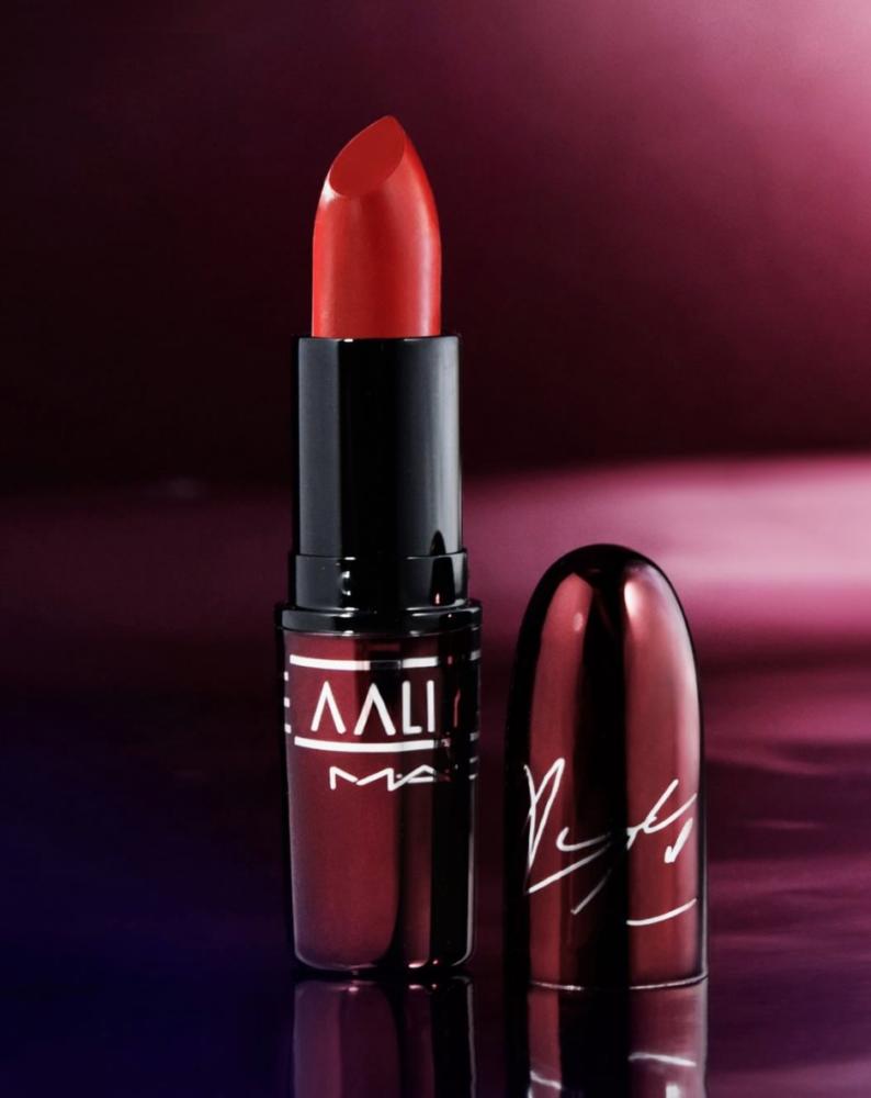 MAC Cosmetics, Aaliyah Collection (Image: Mac Cosmetics, Instagram)