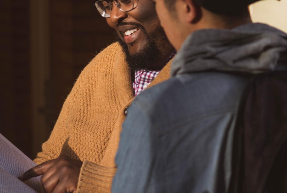 BE Modern Man: Meet 'the Professor,' Shaun Anderson