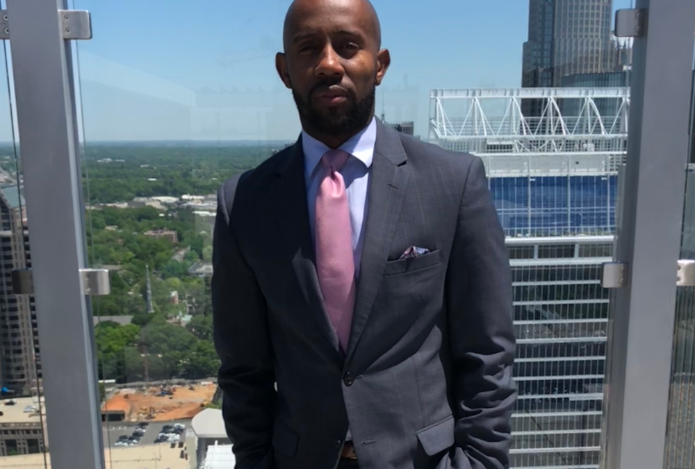BE Modern Man: Meet the Employment Lawyer Sidney Minter