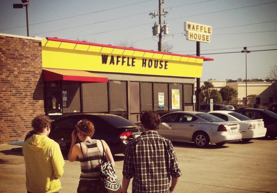 How A $2 Act of Defiance Can Bring Waffle House To Its Knees