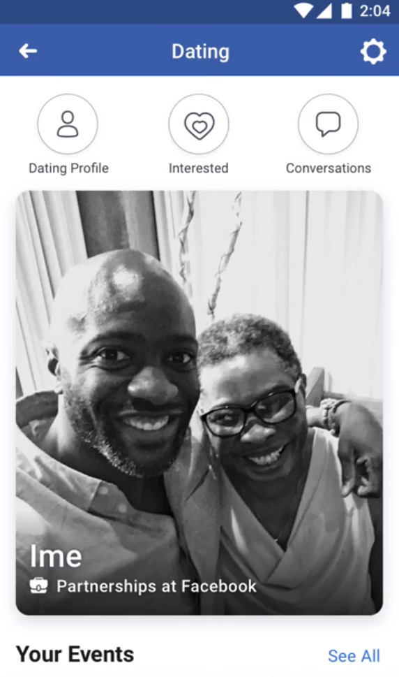 black and white dating facebook