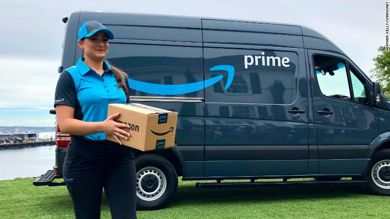 How You Can Make Up To $300K Delivering Amazon Packages