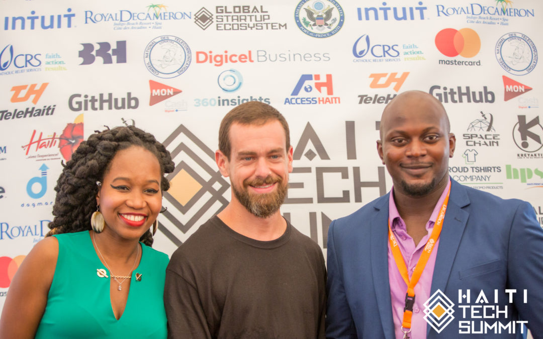 Twitter's Founder and CEO Jack Dorsey Attends Haiti Tech Summit
