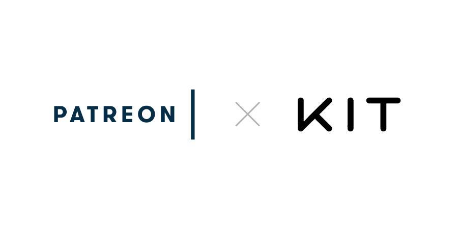Patreon x Kit for Content Creators (Image: Medium)