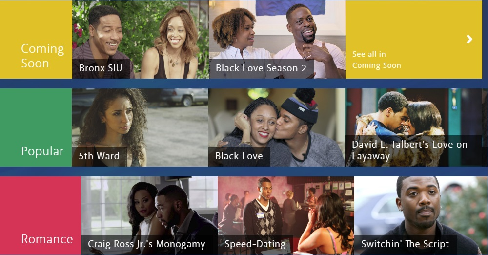 RLJ Entertainment's Urban Movie Channel Launches on Xfinity TV