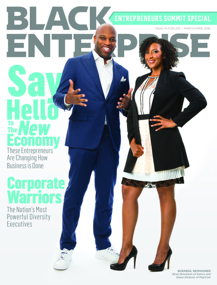Black Enterprise Magazine March/April 2018 Issue