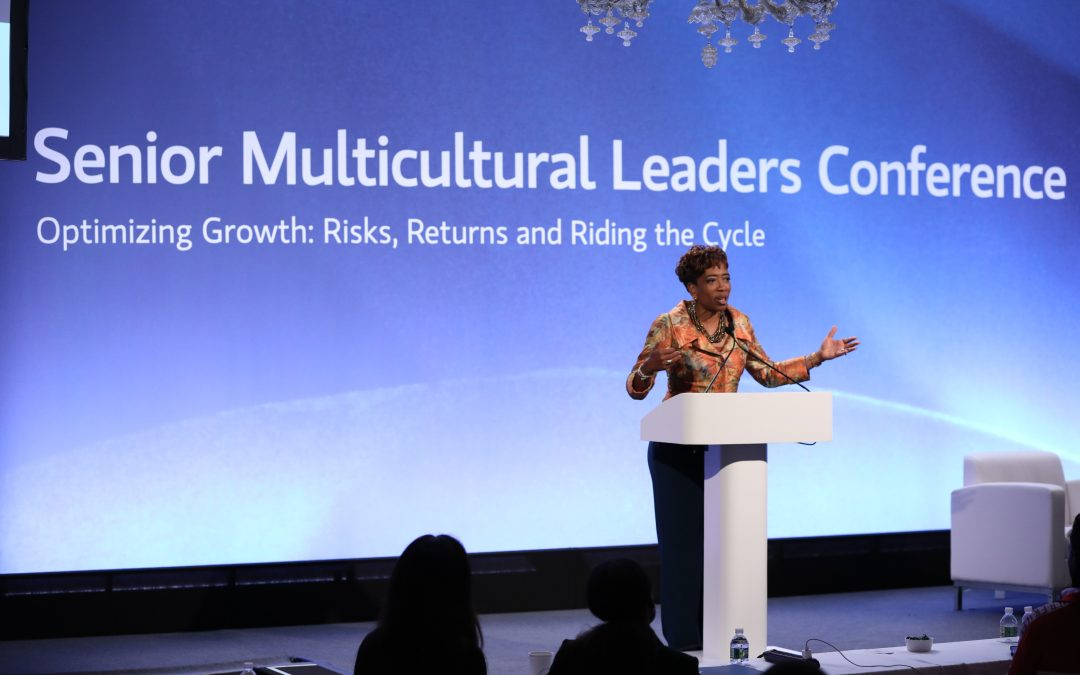Morgan Stanley Conference Helps Multicultural Leaders Manage in