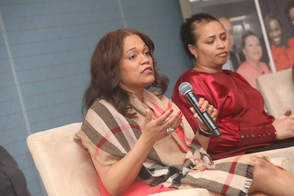 black women in corporate america