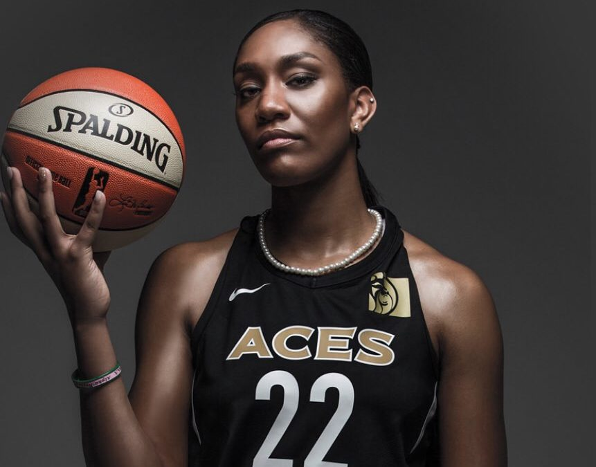 Does A'Ja Wilson Have A Point? The Top 5 NBA Salaries vs. WNBA Salaries in 2018