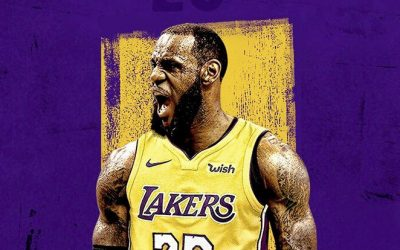 The Money Behind LeBron James' Lakers Move