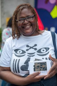 Blerd City Con Founder, Clairesa Clay (Image: Facebook)