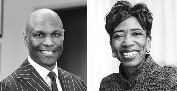 Black Excellence: Two African Americans Receive Prestigious Harvard Business School Award