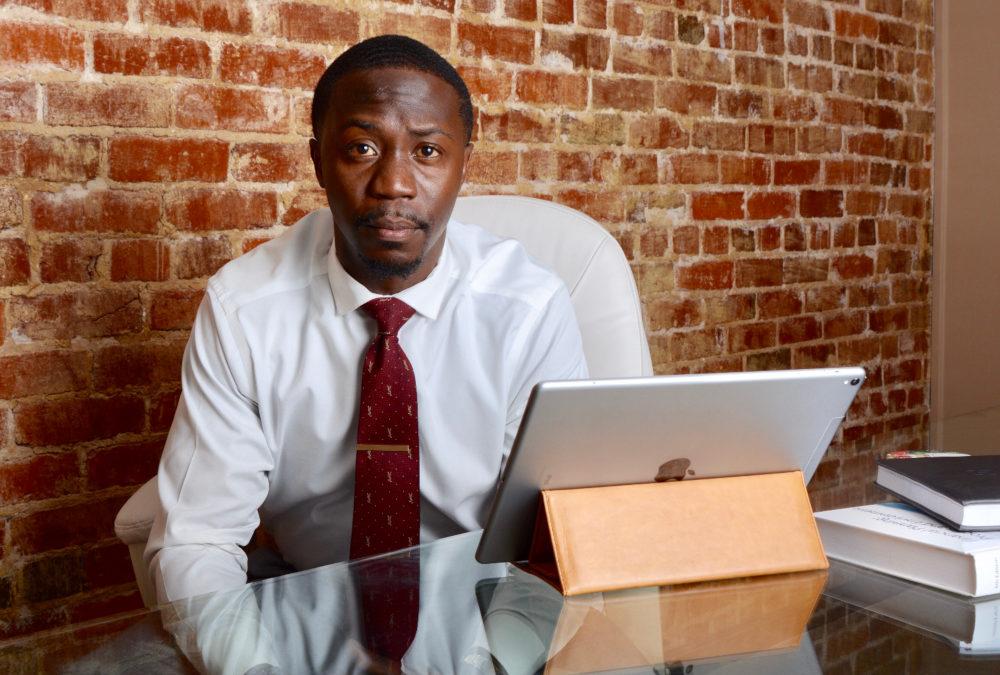 BE Modern Man: Meet 'Athlete-Turned-Financial-Guru,' Isaac M. Cooper