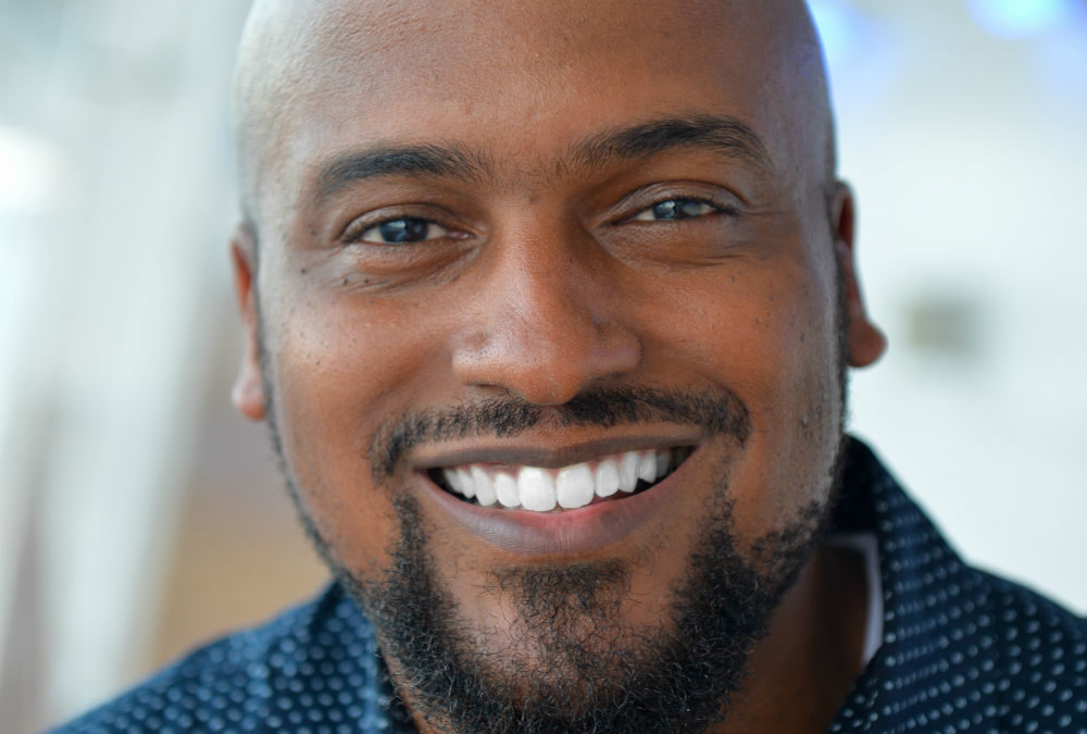 BE MODERN MAN: MEET 'MR. COMMUNITY' LAMAR TYLER
