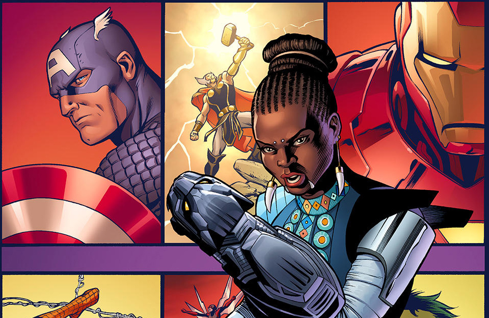 Marvel Set to Launch Comic Book Series Dedicated to Shuri
