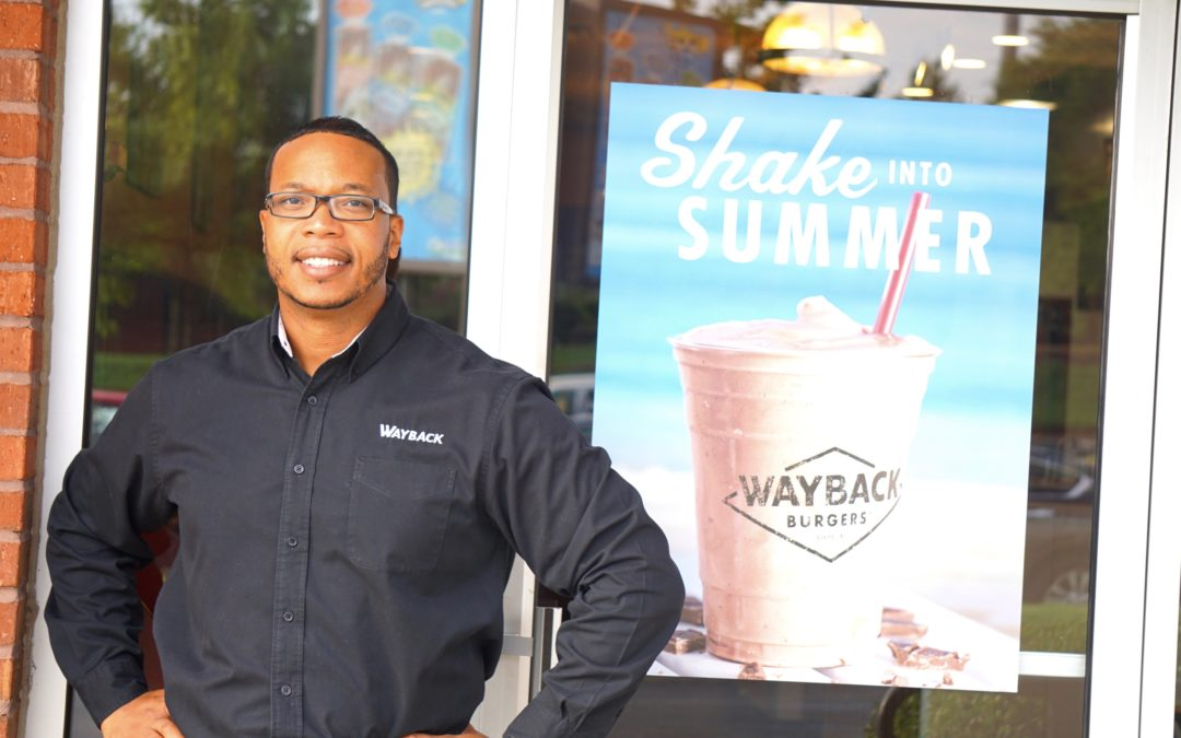 Georgia 'Wayback Burgers' Franchise Owner is Winning on Customer Service