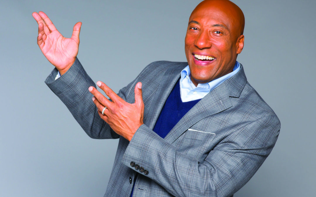 Byron Allen and Sinclair Broadcast Group Acquire $10 Billion Sports Networks From Disney