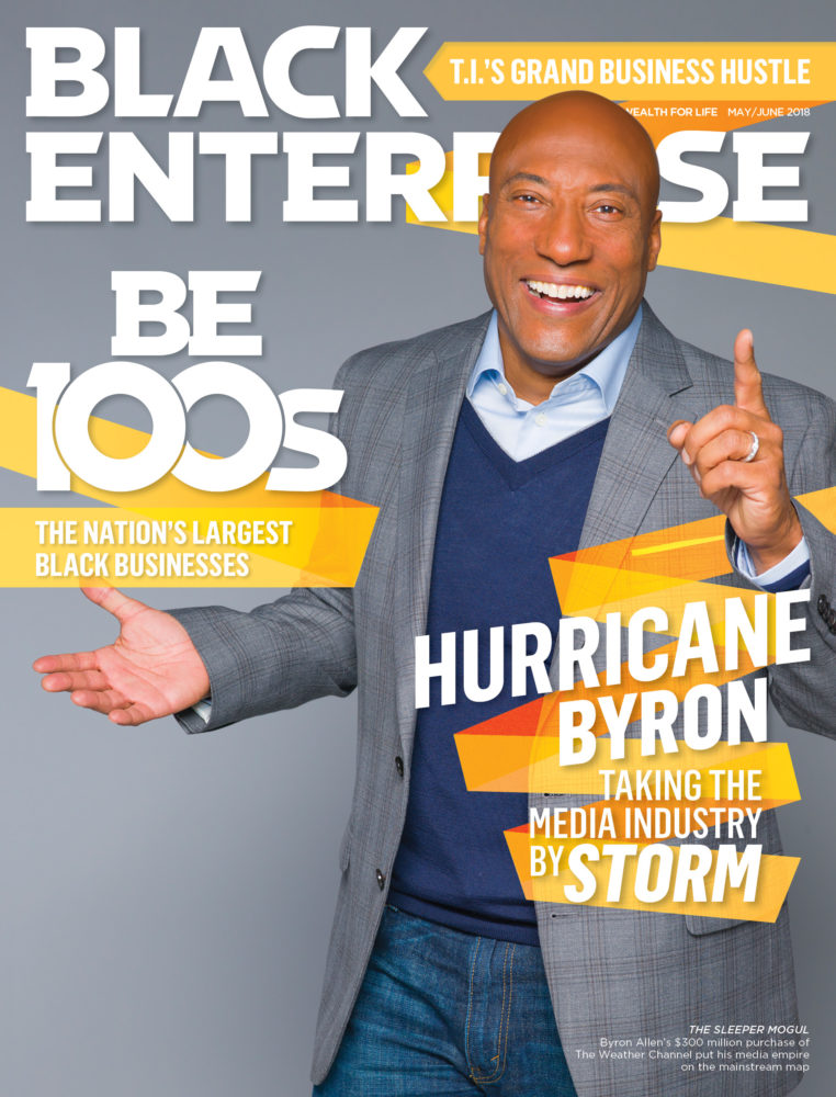 Black Enterprise Magazine May/June 2018 Issue
