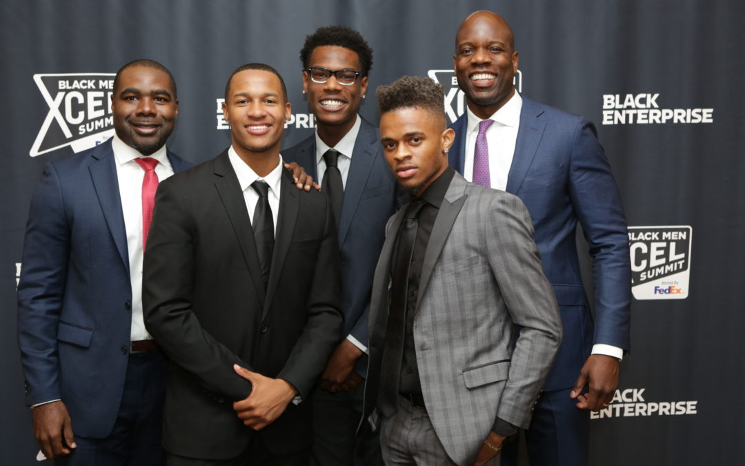 Where There Are Black Men There's Excellence: Black Men XCEL Event Full Recap  [Images]