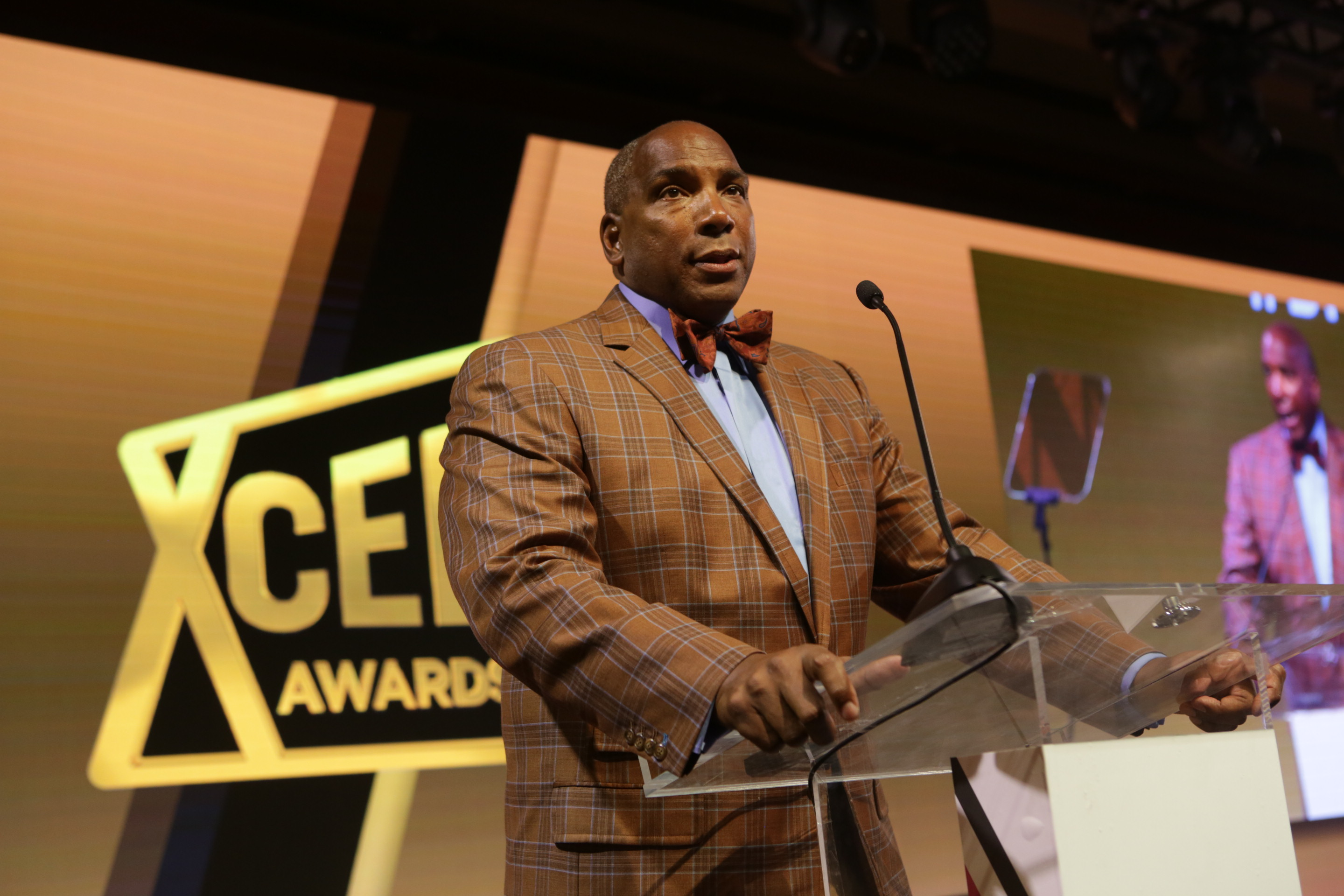 "Black Men Xcel Recap Day 1 Opening remarks by Earl ""Butch"" Graves Jr."