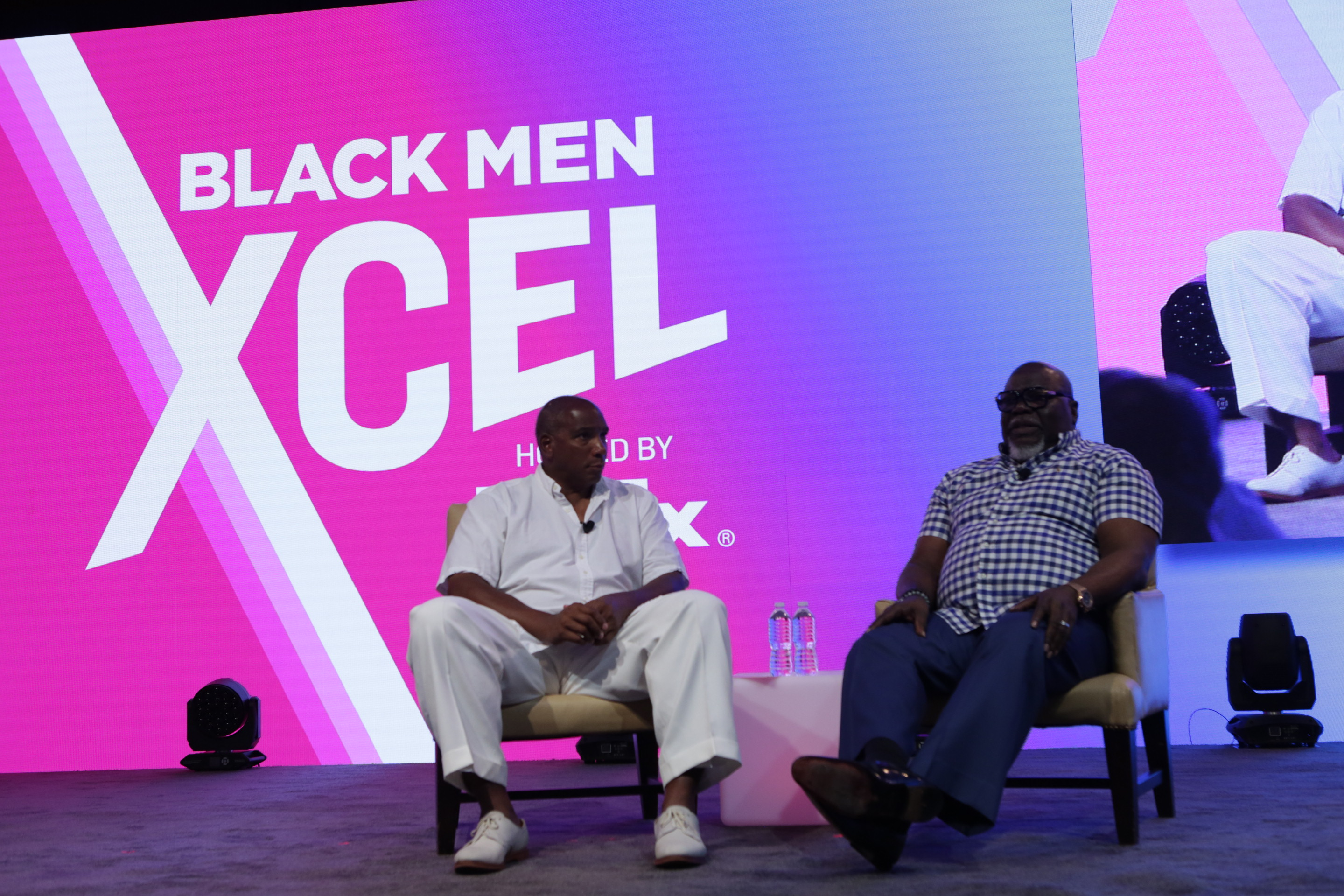 Black Men XCEL Summit (Day 2):