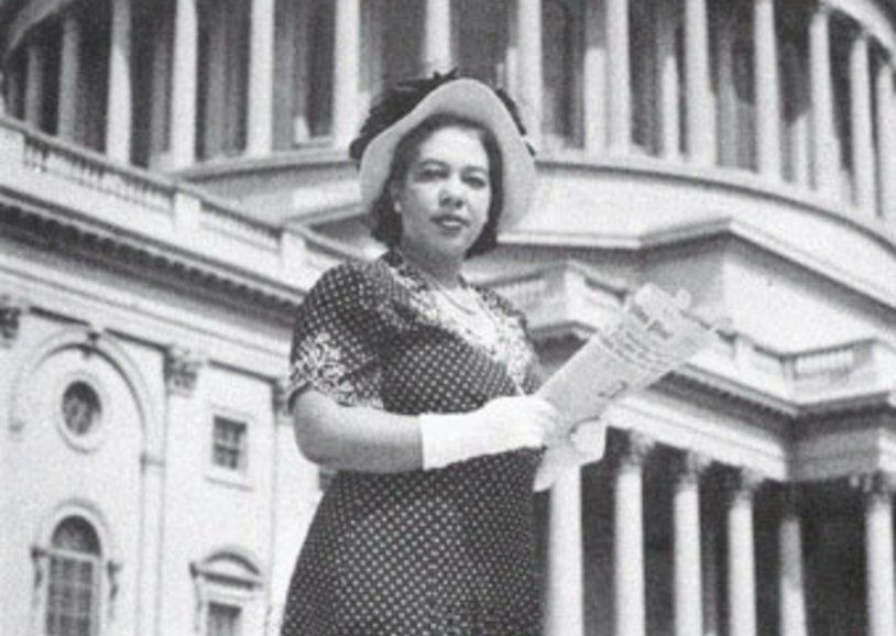 Alice Allison Dunnigan - black journalists