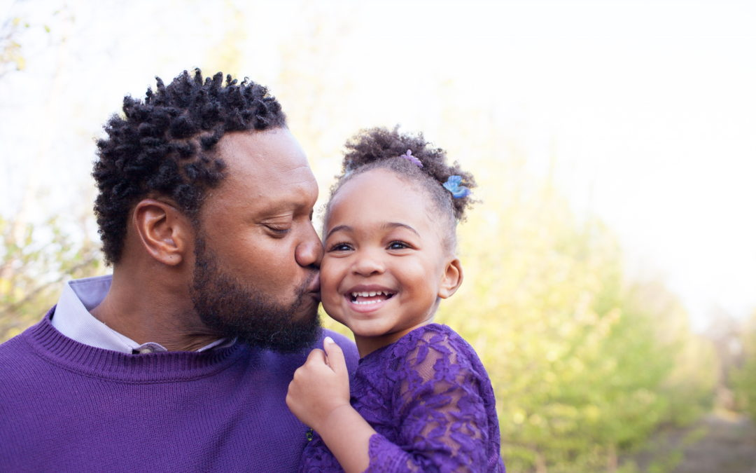 Meet the Author Advocating for More Black Stay-At-Home Dads