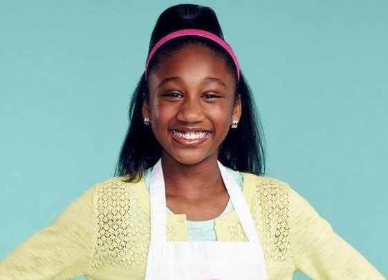 She Won Master Chef Junior. Now She's Redesigning This Resort's Menu