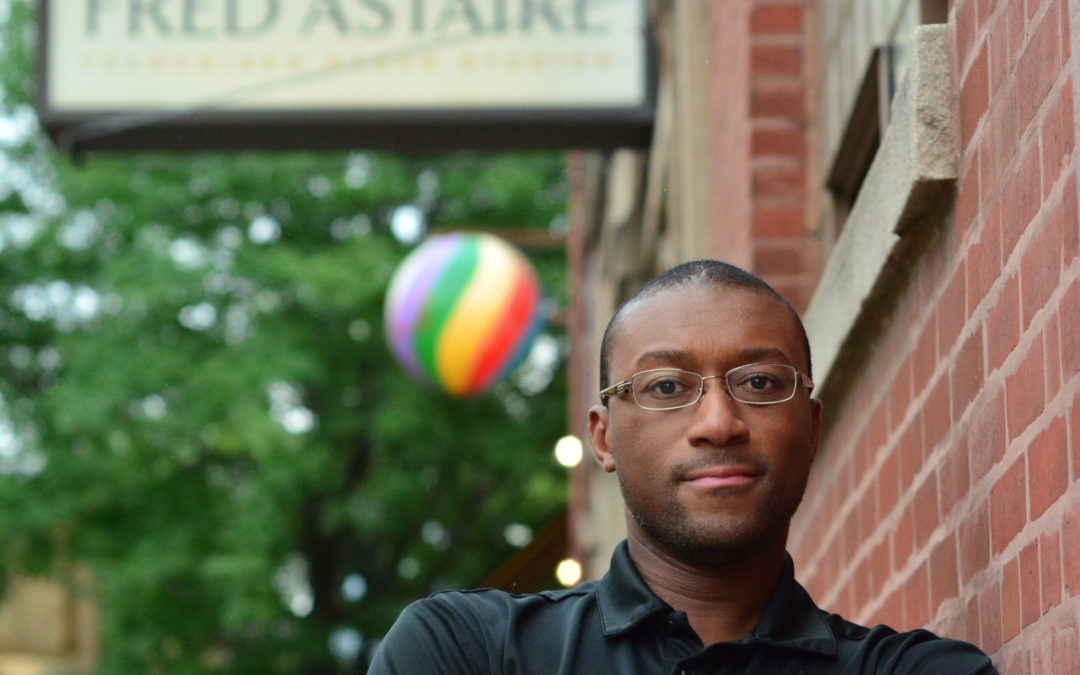 Lover of the Arts Becomes First Black Owner of a Fred Astaire Dance Studio