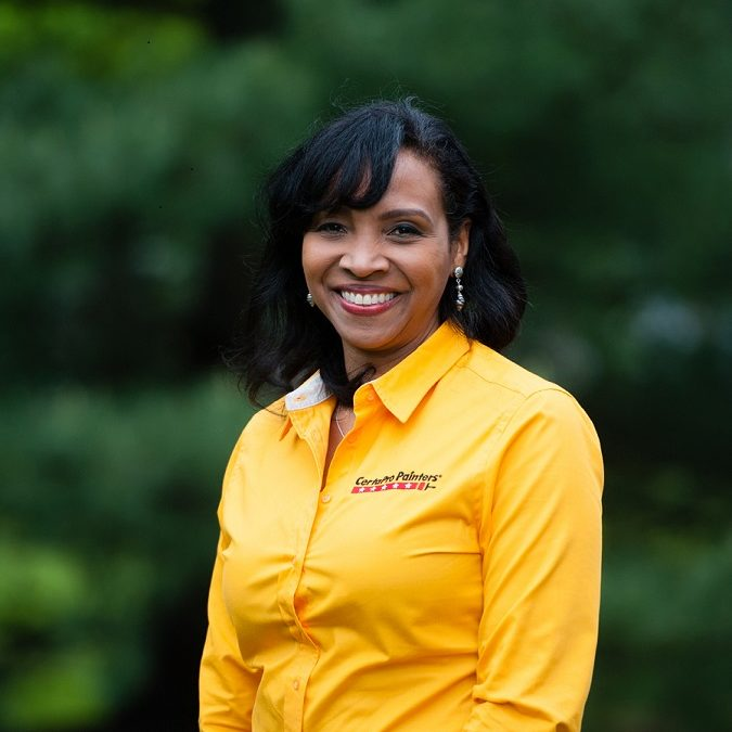 From Patent Attorney to CertaPro Painters Franchisee, Woman Shines in Male-Dominated Businesses