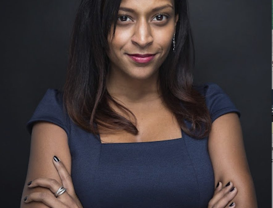 Black Female FinTech Founder Makes Her Voice Heard in Male-Dominated Boardroom