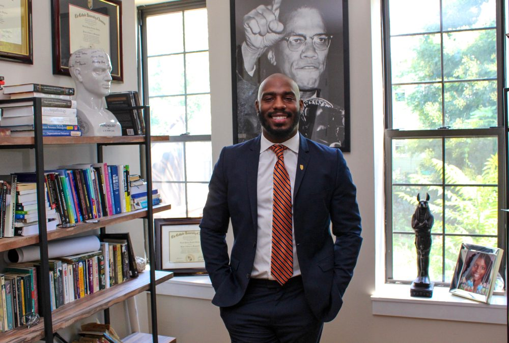 BE Modern Man: He Went From the Projects to a Doctoral Degree