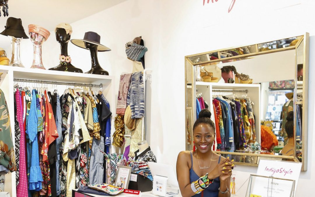 How This Former Model Turned Entrepreneur Started a Vintage Clothing Boutique at 50