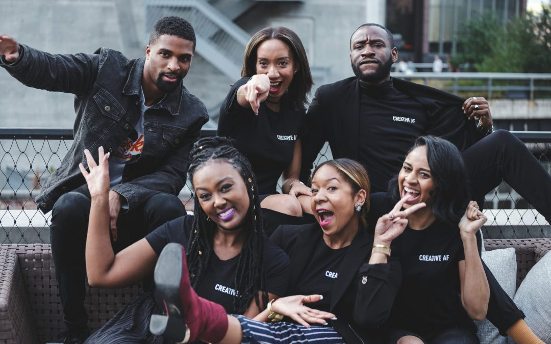 From Apartment Hangout to One-Day Conference for Creatives of Color