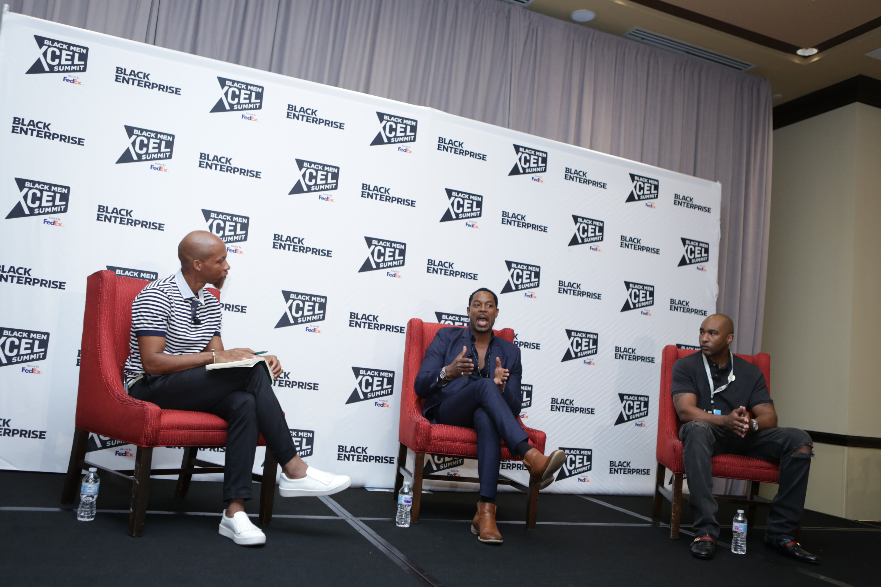 Black Men XCEL Summit (Day 3)