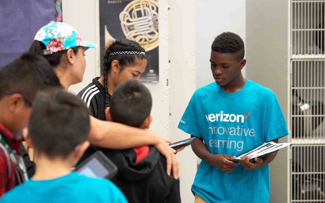 How Verizon Plans to Reach 2 Million More Students Lacking Access to Technology
