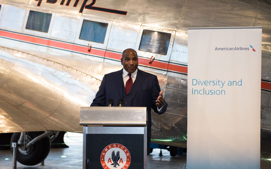 American Airlines Hosts 10th Annual Earl G. Graves Award for Leadership in Diversity and Inclusion Luncheon