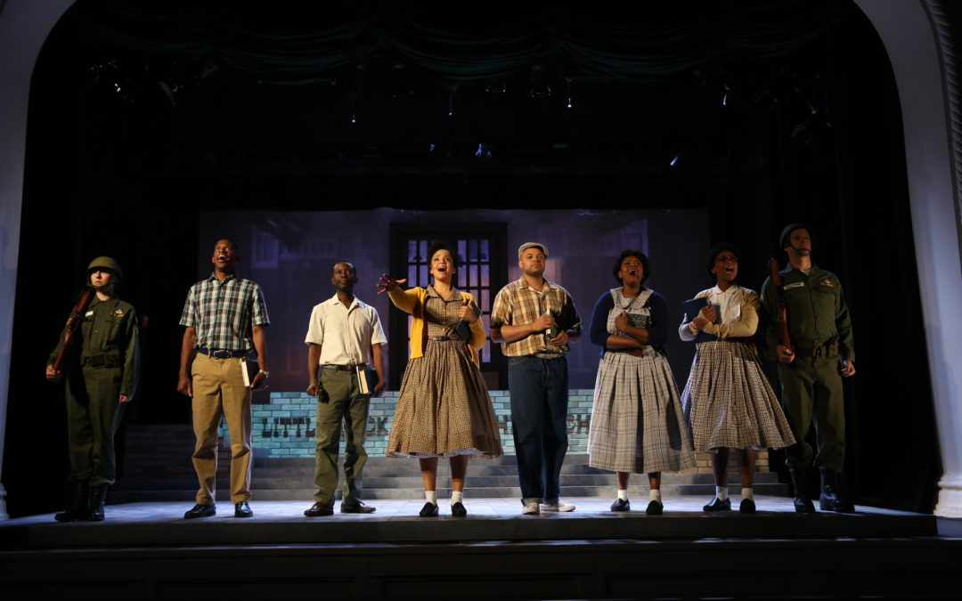 The Unsung Story of How the 'Little Rock Nine' Came To The Stage