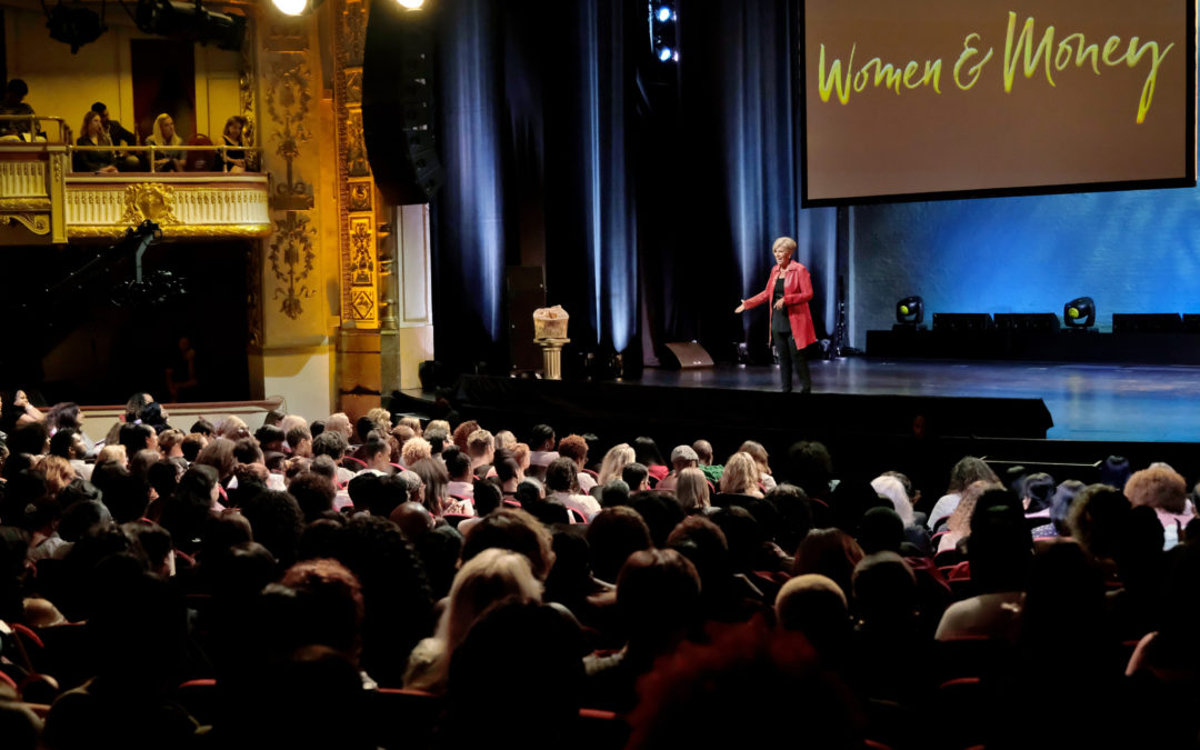 5 'Women and Money' Lessons From Suze Orman at The Apollo