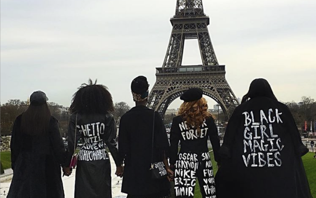 Slay for a Change Uses Fashion To Spread Police Brutality, Cultural Appropriation Awareness
