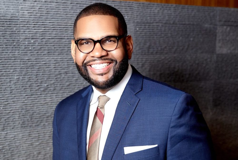 Meet the First Black Man Appointed as VP of Diversity and Inclusion for an NBA Team