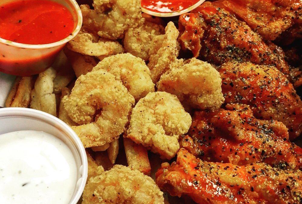 BE Modern Man: 'We Dat's' Chicken and Shrimp Food Entrepreneur