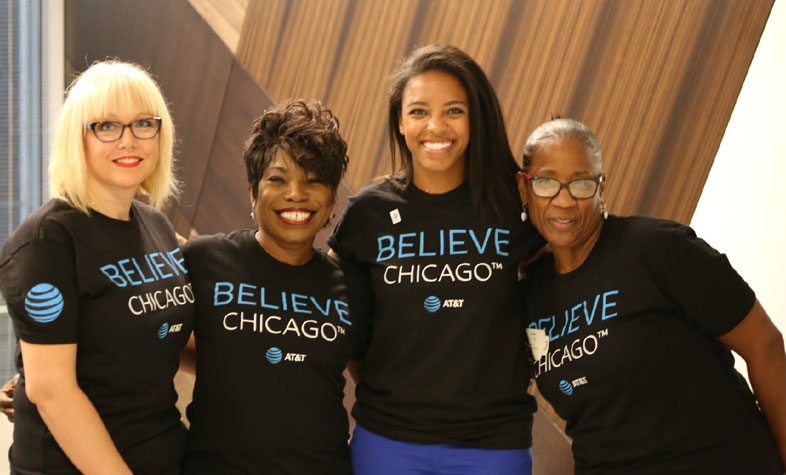 AT&T Tackles Chicago Violence with $2 Million and Jobs Initiative