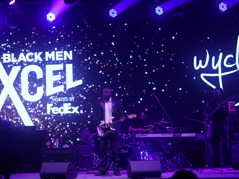 Black Men XCEL Summit (Day 4)